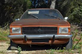 1973 buick opel car lot find opel rekord d coupe ran when parked