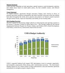 sample budget summary template small business budget proposal