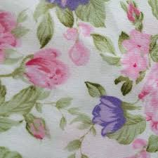 aliexpress com buy 1 meter 100 cotton pastoral white with pink