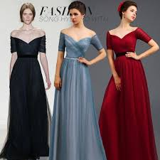 evening dresses for weddings western style special occasion dresses chiffon beam waist festival