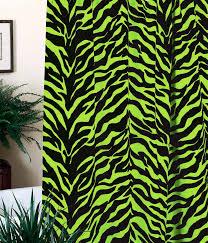 White Tiger Shower Curtain White Tiger Leopard Skin Print Comforter Set Green