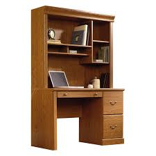 Desk Hutch Ideas Sauder Wood Computer Desk With Hutch Ideas 15 Astounding Oak