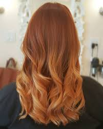 hmmm red hair ombre i love both of these colours idea for the
