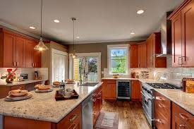 kitchen design ideas with wood cabinets 25 wonderful cherry wood cabinets kitchen decorating ideas