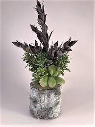 artificial tree artificial tree bark floral arrangement