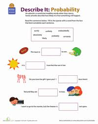 all about adverbs how likely worksheet education com