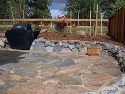 Rock Patio Design Rubios Stone Works Llc