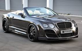 bentley bathurst prior design bentley continental gt cabriolet