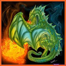 15 tutorials draw dragon