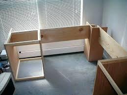 Computer Desk Woodworking Plans Awesome Awesome Desks Ideas Decor Plans For Corner Desk Computer