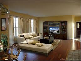Decorating Ideas With Sectional Sofas Alluring Modern Family Rooms Decorating Ideas With White Sectional
