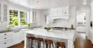 cupboards with light floors white kitchen cabinets the ultimate design guide