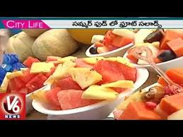 summer food fruit salad varieties attract food lovers food
