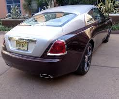 rolls royce wraith sport i drove to a bbq joint in a 2015 rolls royce wraith 6speedonline