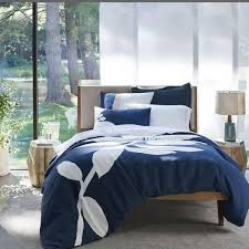 modern bed linen weave west elm au