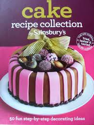 cakeyboi sainsbury u0027s cake recipe collection book giveaway