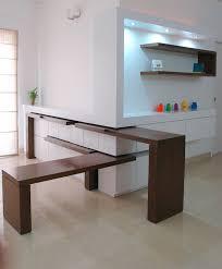 meuble gain de place cuisine idées simples de gain de place en cuisine terre meuble