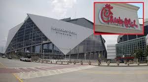 new stadium new fil a still not open on sunday wsb tv