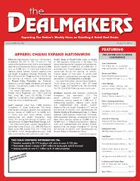 dealmakers magazine august 15 2014 by the dealmakers magazine
