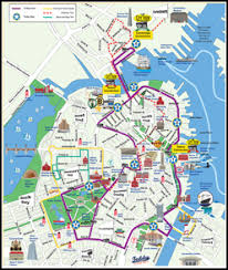 boston city map great value on board cityview trolley tours in boston and key