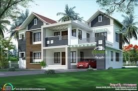 Kerala Old Home Design by Modern Square Feet New Home Design Kerala Floor Plans Building