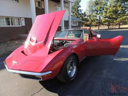 1972 corvette stingray 454 for sale corvette stingray coupe 454 m21 4 speed code w