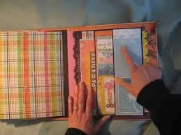 large scrapbook album large scrapbook not so mini album vacation