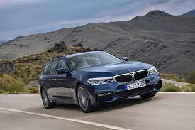 the new bmw 5 series touring bmw 530d xdrive touring 02 2017