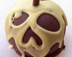 Caramel Apple Party Favors Dia De Los Muertos Caramel Apple Day Of The Dead Caramel