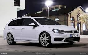 volkswagen golf variant volkswagen to expand scirocco and golf variant with new r line