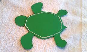 glue the 3d turtle craft woo jr kids activities