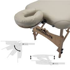 stronglite standard plus massage table stronglite portable massage table package olympia all in one