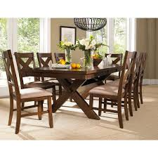 dining room ideas amazing 9 piece dining room set modern 9 pc