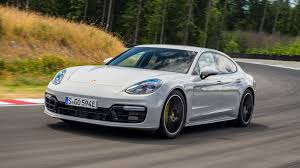 electric porsche panamera the 2018 porsche panamera turbo s e hybrid is a mind bending