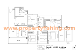 straits mansions floor plan c1 property fishing