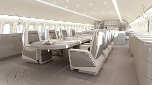 Aircraft Interior Design Jet Aviation Timeless To Visionary Aircraft Completion News