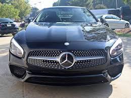 certified lexus atlanta ga certified pre owned 2017 mercedes benz sl sl 550 convertible in