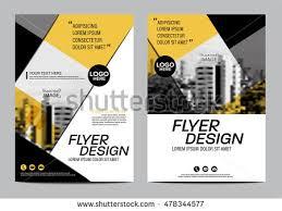 modern brochure design templates modern brochure template free