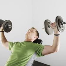 Flat Bench Db Fly What Part Of The Chest Do Incline Flies Target Healthy Living
