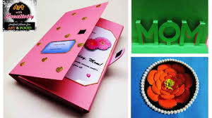 birthday card ideas for brother birthday card mom special diy art with creativity 101 youtube