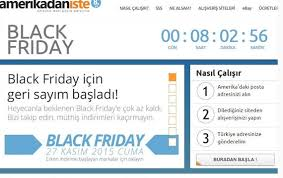 amazon black friday ne zaman