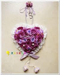 wedding flowers limerick the wedding hang adorn bud silk wreath simulation flowers heart