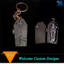 vintage halloween skeleton keychain coffin keychain coffin suppliers and manufacturers at