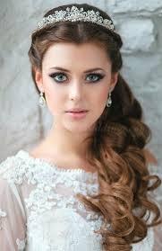 bridal tiara bridal tiara wedding hairstyle with tiara hairstyles for