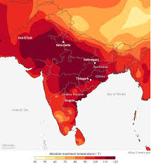 lbl map simulations confirm observations of 2015 india pakistan heat waves