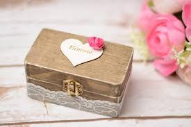 bridesmaid gift box keepsake box wooden box bridal party gift