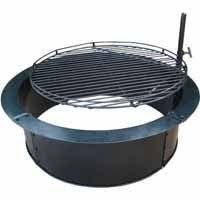 Smokeless Fire Pit by Unique American Made Double Flame Smokeless Fire Pit Outdoor