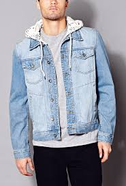 jean sweater jacket 39 light blue denim jacket 21men 21 fresh hooded denim jacket