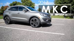 lincoln 2017 inside 2017 lincoln mkc driving review model overview youtube
