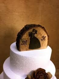 rustic wedding cake topper rustic wedding cake topper on luulla